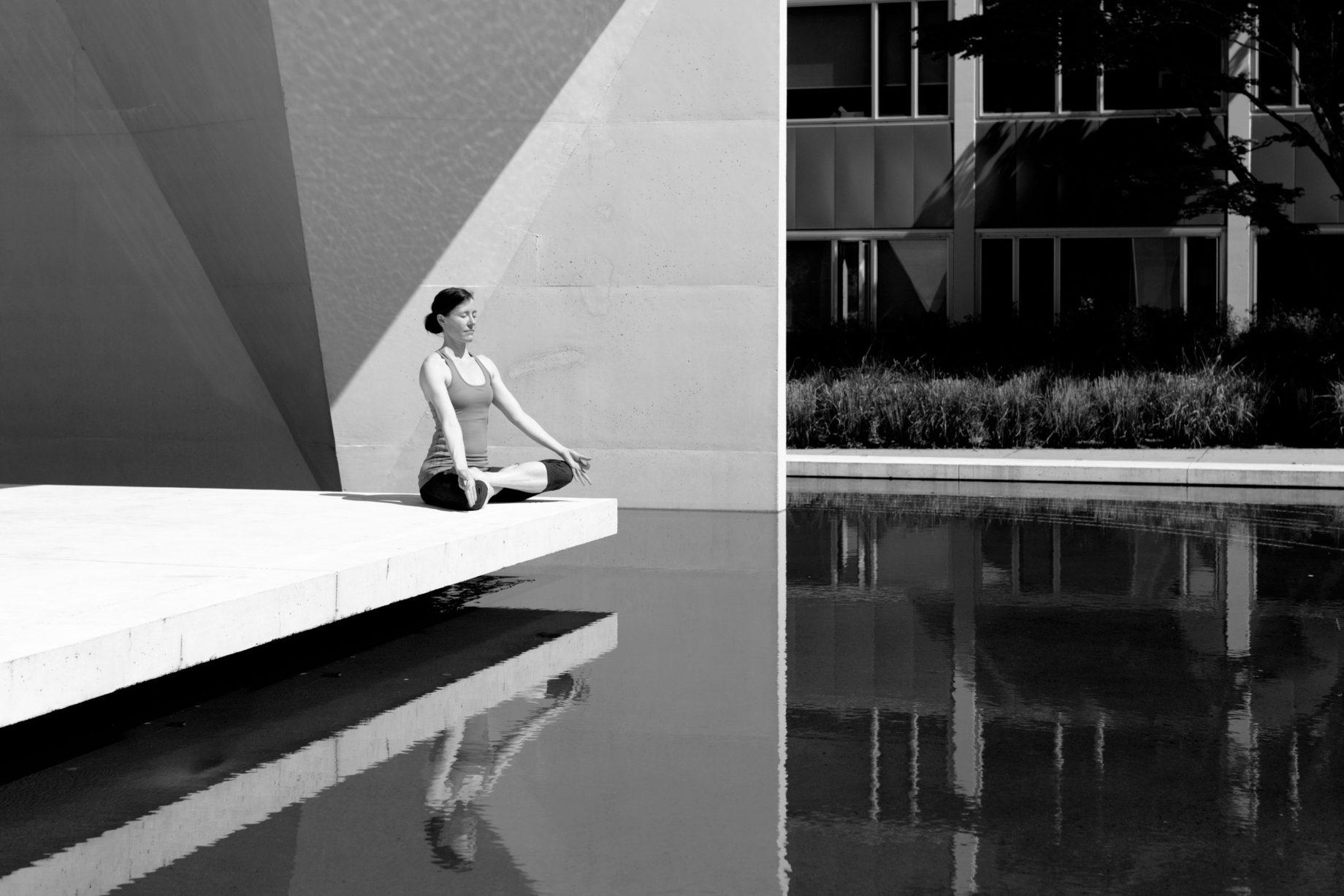 meditación y concentración